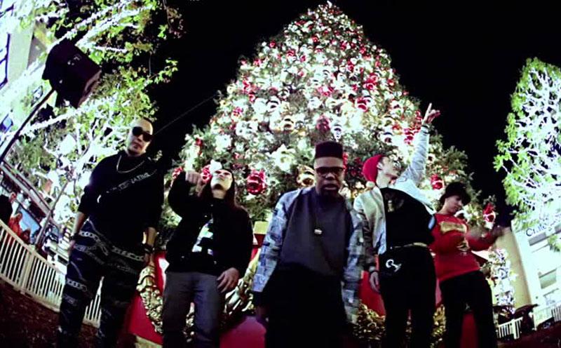 MNEK, Christmas In Downtown LA