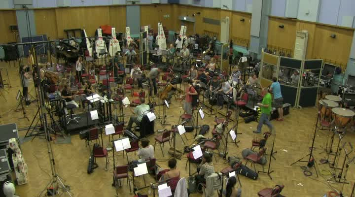 Der Hobbit - Making of zum Soundtrack