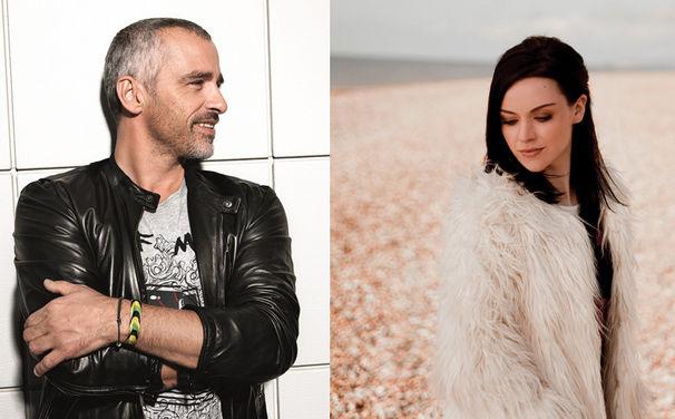 Eros Ramazzotti, Live dabei: Eros Ramazzotti und Amy Macdonald bei Ein Herz für Kinder-Gala