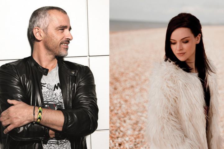 Eros Ramazzotti und Amy Macdonald Ein Herz für Kinder