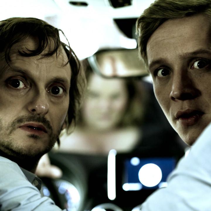 Schlussmacher, Szenenbild aus dem Film, Matthias Schweighöfer, 2013