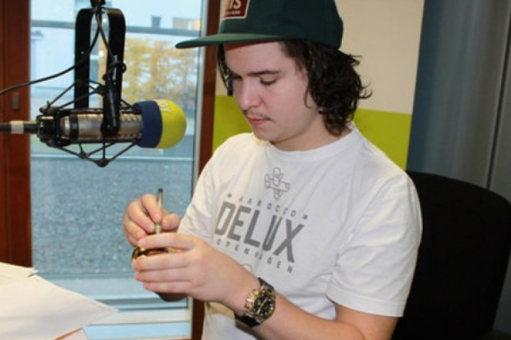 Lukas Graham N-Joy Charity Verlosung