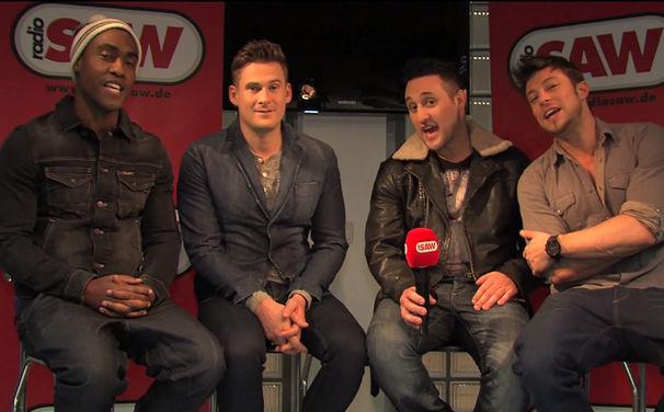 Blue, Blue im Interview mit Radio SAW: Hört in neue Single Hurt Lovers rein