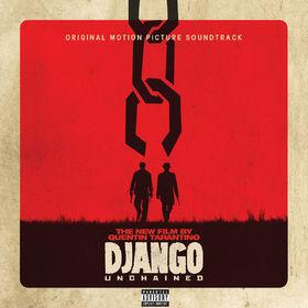 Django Unchained OST, Quentin Tarantino's Django Unchained OST, 00602537270286