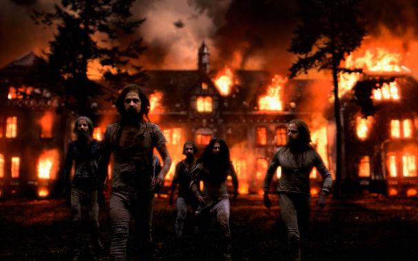 Rammstein, Videopremiere Mein Herz brennt jetzt auf mein-herz-brennt.com