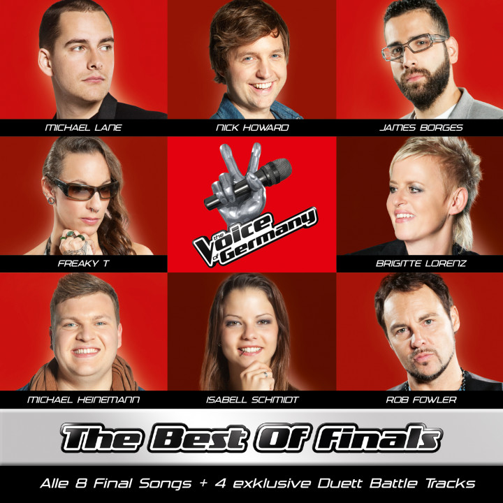 The Voice Of Germany Best Of Finals Cover