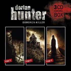 Dorian Hunter, Dorian Hunter Hörspielbox - Folge 01-03, 00602537249787