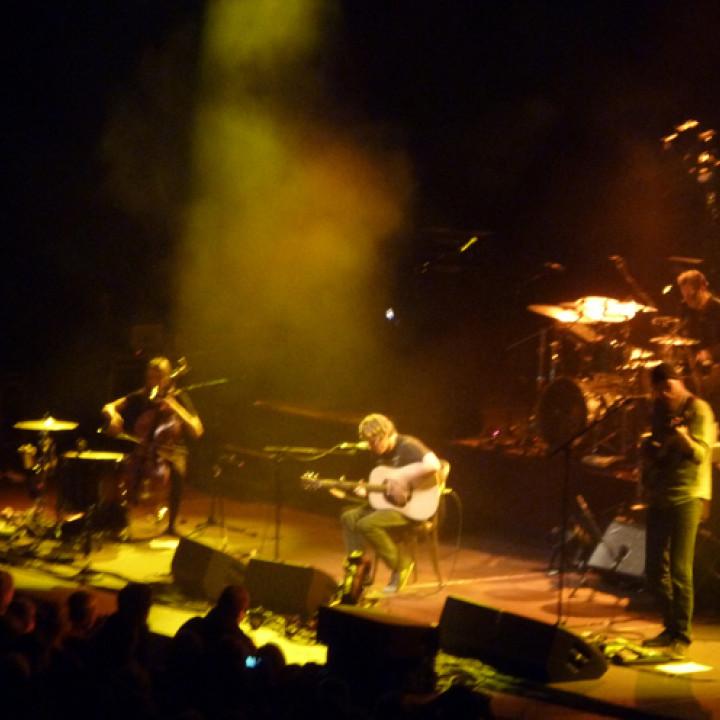 Ben Howard, Berlin-Konzert, 13.12.2012 im Tempodrom