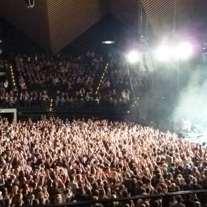 Ben Howard, Berlin-Konzert, 13.12.2012, Tempodrom