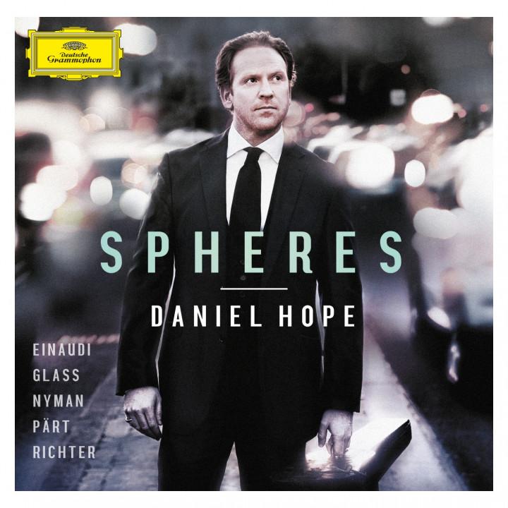 Spheres Daniel Hope 2013