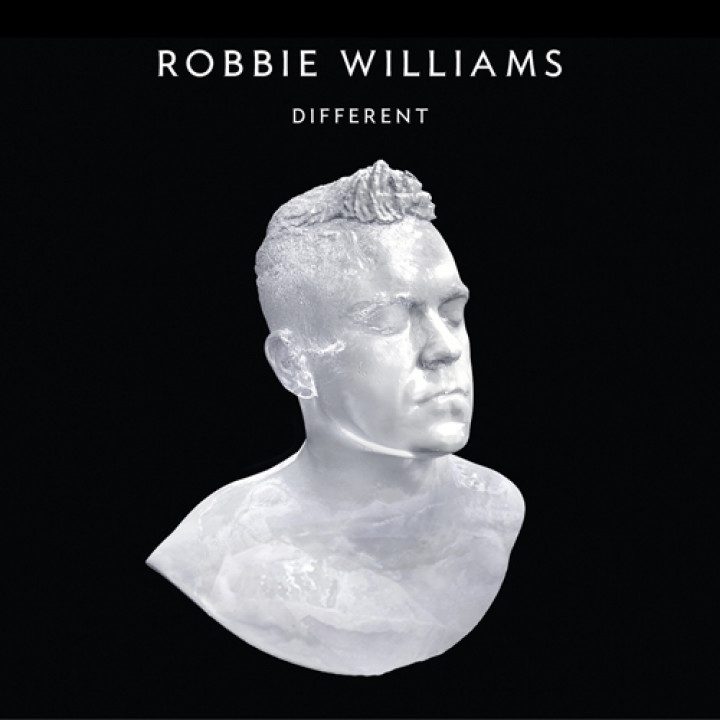 Robbie Williams Different Cover