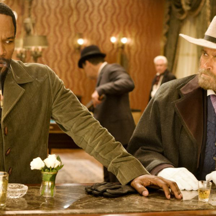Django Unchained Pressefoto (2012) 2