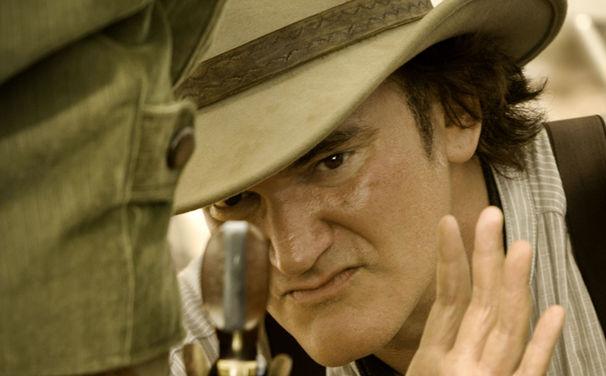 Django Unchained OST, Bei Soundcloud: Tarantino über Django Unchained Filmmusik