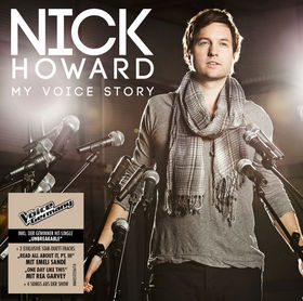 Nick Howard, My Voice Story, 00060253723671