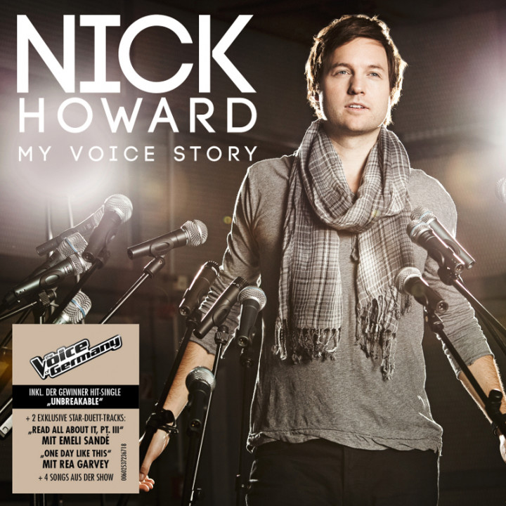 Nick Howard My The Voice Story