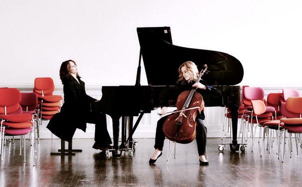 Hélène Grimaud, Zwei Instrumente, eine Seele