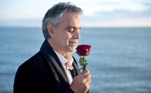 Andrea Bocelli, Erster gemeinsamer Auftritt von Andrea Bocelli und Helene Fischer
