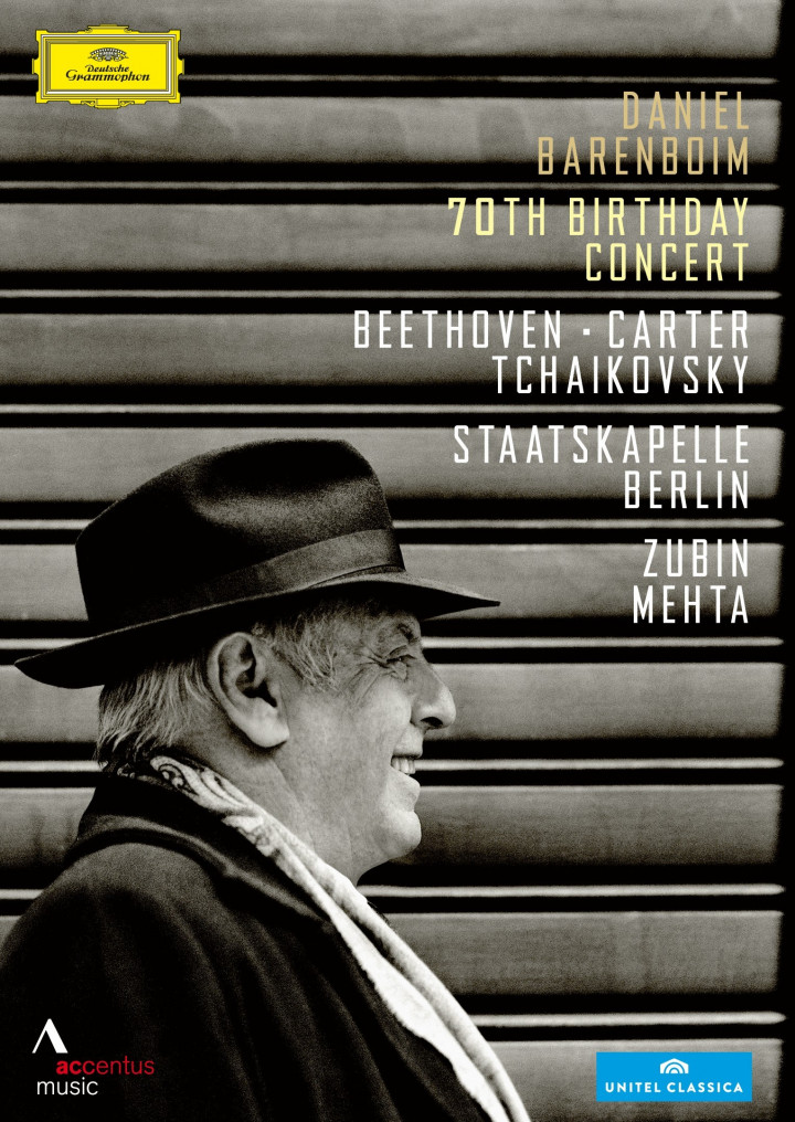 Barenboim 70th Birthday Concert
