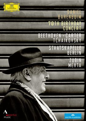 Daniel Barenboim, Daniel Barenboim - Konzert zum 70. Geburtstag, 00044007349908