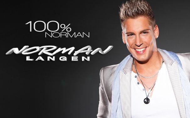 Norman Langen, Das neue Album 100% Norman von Norman Langen ist erschienen!