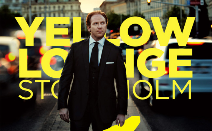 Yellow Lounge in Stockholm mit Daniel Hope und Ludovico Einaudi