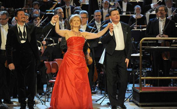 Christian Thielemann, Beschwingter Jahresausklang in der Dresdner Semperoper