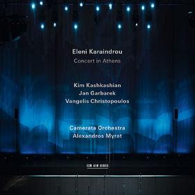 Eleni Karaindrou, Concert In Athens, 00028947649847