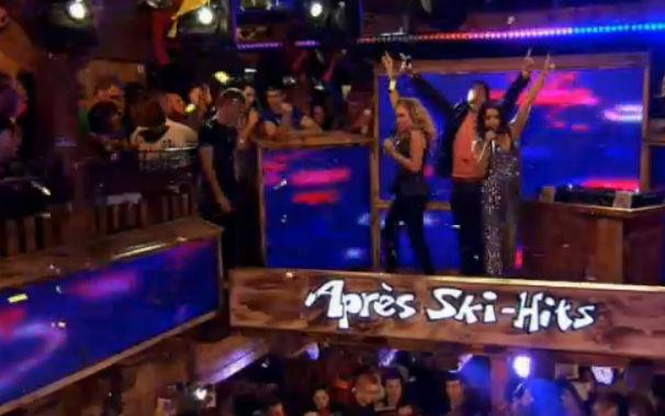 Hot Banditoz, Nochmal ansehen: Die Hot Banditoz bei Die Après Ski-Hits 2013