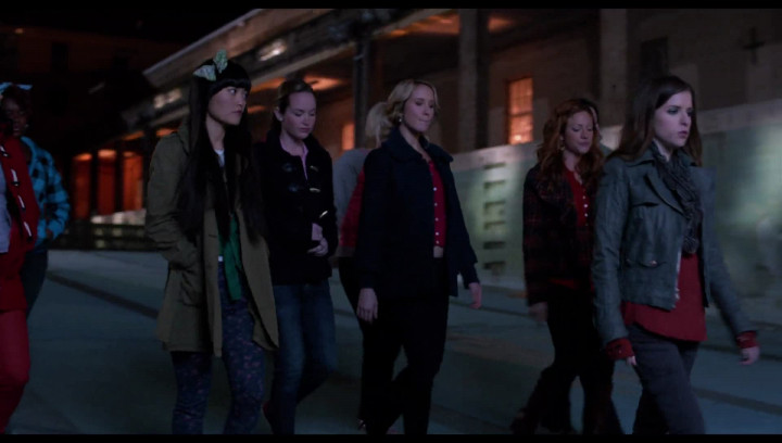 """The Barden Bellas """"Just The Way You Are"""""""
