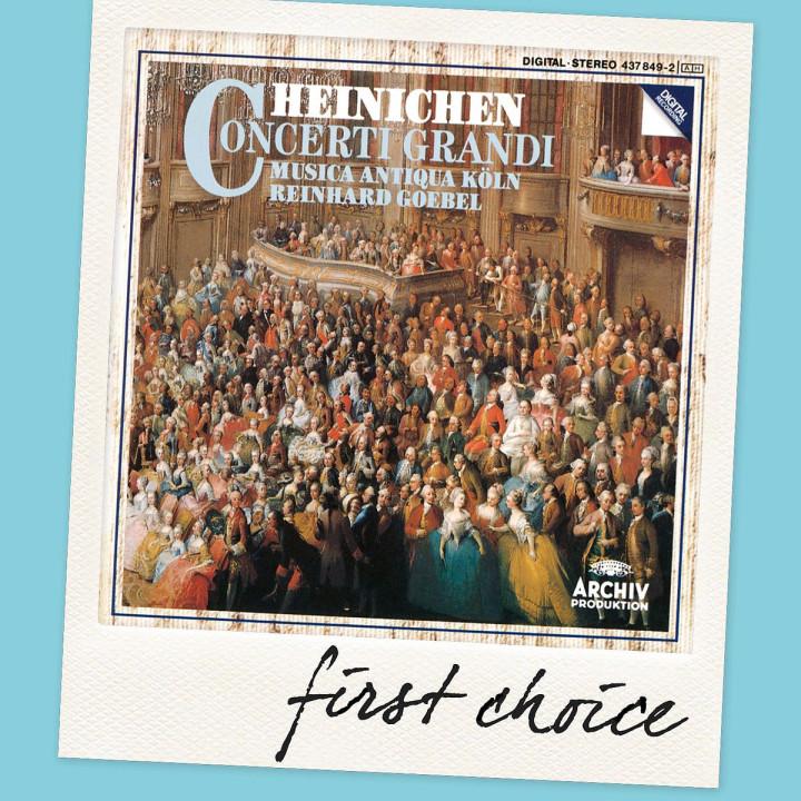 Concerti Grandi (FC): Goebel,Reinhard/Musica Antiqua Köln