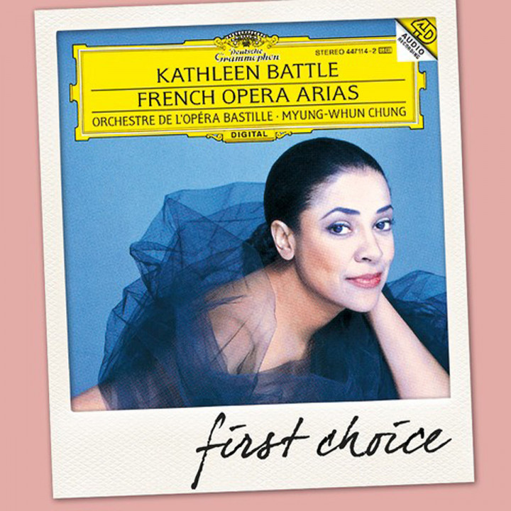 French Arias (FC): Battle,Kathleen/OOB/Chung,Myung-Whun