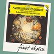 First Choice, Mahler: Das Lied Von Der Erde, 00028947911173