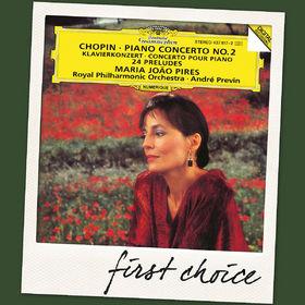 Maria Joao Pires, Chopin: Piano Concertos Nos.1 & 2, 00028947911128