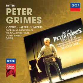 Decca Opera, Britten: Peter Grimes, 00028947852735