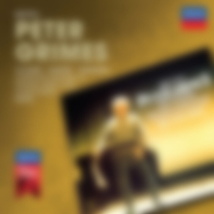 Peter Grimes (Decca Opera): Vickers/Harper/Summers/ROHO/Davis/+
