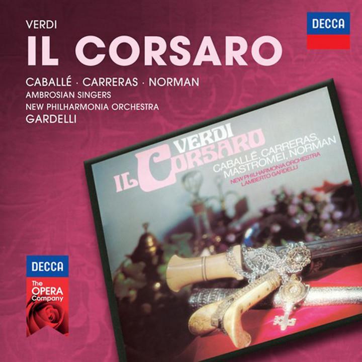 Il Corsaro (Decca Opera): Caballe/Carreras/Norman/Gardelli/+
