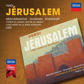 Decca Opera, Verdi: Jérusalem, 00028947853084