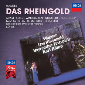 Decca Opera, Wagner: Das Rheingold, 00028947852827