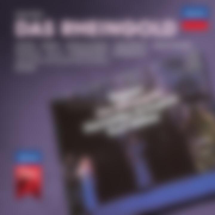 Das Rheingold (Decca Opera): Adam/Nienstedt/Esser/Windgassen/OBF/Böhm/+