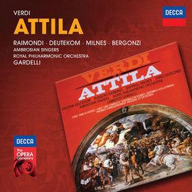 Decca Opera, Verdi: Attila, 00028947853008