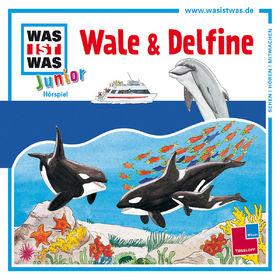 Was ist Was Junior, Folge 22: Wale & Delfine, 09783788627911