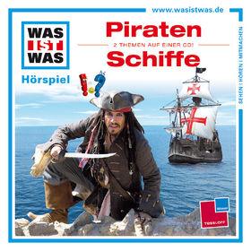 Was ist Was, 09: Piraten / Schiffe, 09783788628987