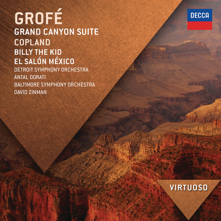 Grofé: Grand Canyon Suite