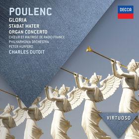 Virtuoso, Poulenc: Gloria; Stabat Mater; Organ Concerto, 00028947851585