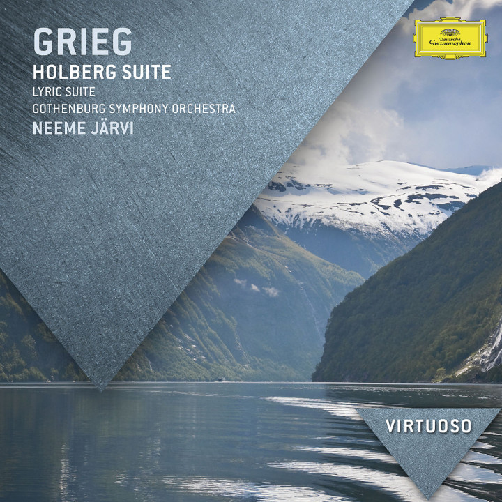Grieg: Holberg Suite; Elegiac Melodies; Norwegian Dances