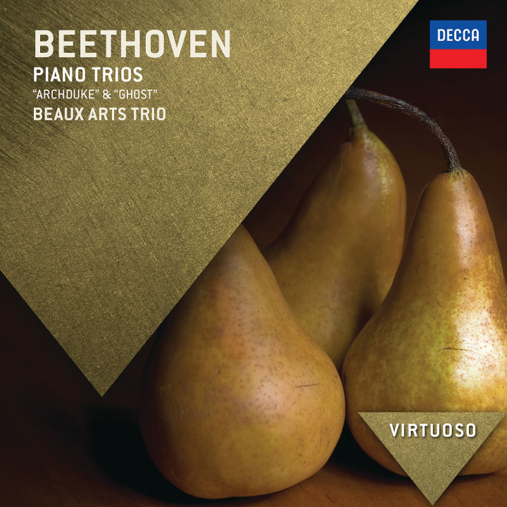 "Beethoven: Piano Trios - ""Archduke"" & ""Ghost"""