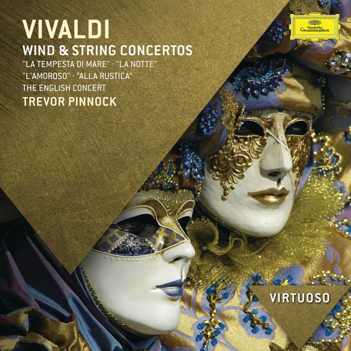 Vivaldi: Wind & String Concertos