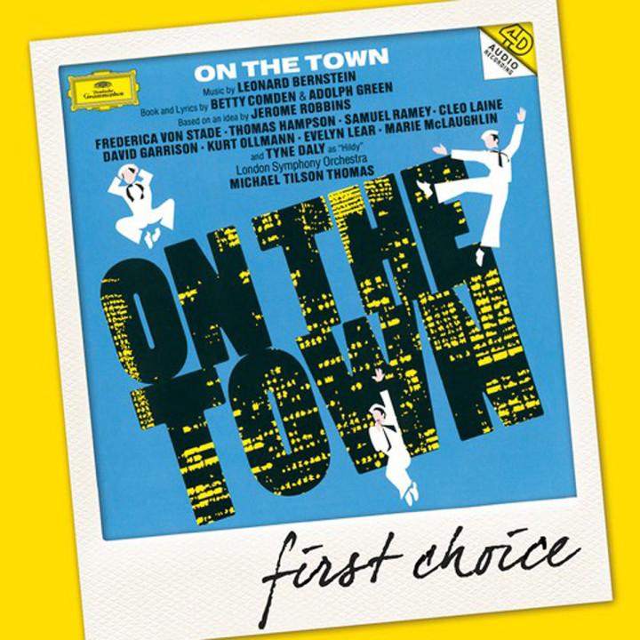 On the Town (FC): Ramey/Hampson/LSO/Tilson Thomas/+