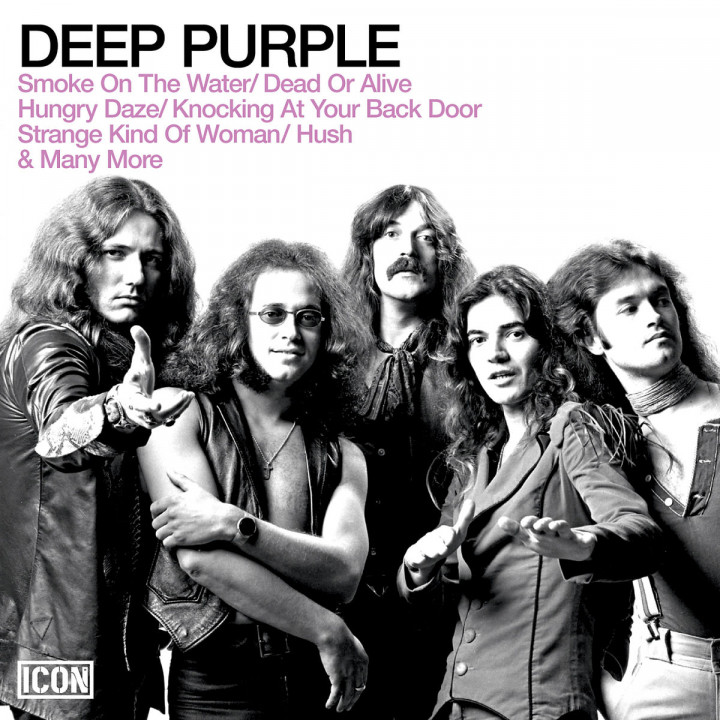 Icon: Deep Purple