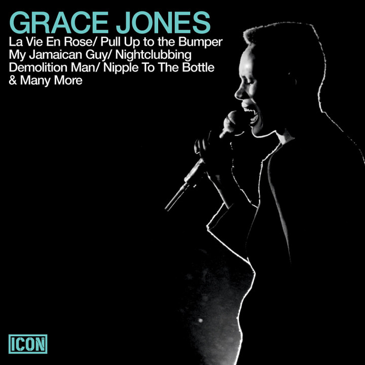 Icon: Grace Jones